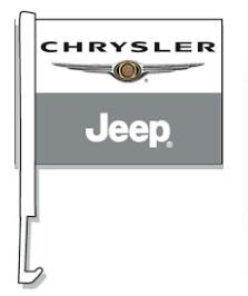 Excellent Polyester Strong Pole Car Window Flag